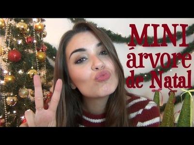 DIY Mini Árvore de Natal | Maísa Flora