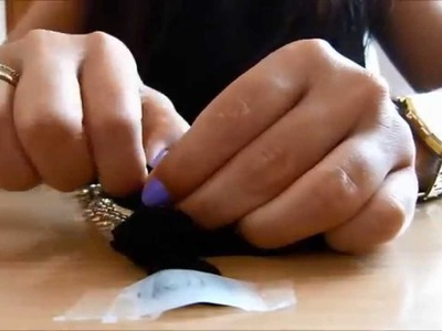 Tutorial - Pulseira com Corrente e Trança | DIY - Bracelet with Chain and Braid