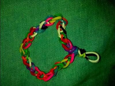 Vendo pulseras de gomitas Rainbow Loom
