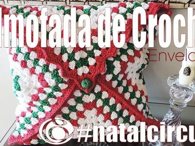 "Almofada de Natal - Envelope  ""Soraia Bogossian"""