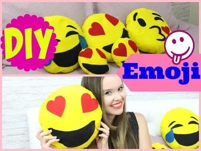 DIY: Almofadas Emoji do Whatsapp - Muito Fofo!