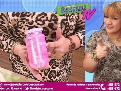 Bellos Recuerdos para el Baby Shower- Aprender con Rossana TV #9. Temporada 1