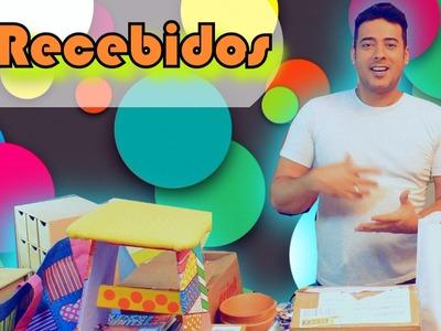 Recebidos, Presentes, Festival de Artesanato Ateliê na TV