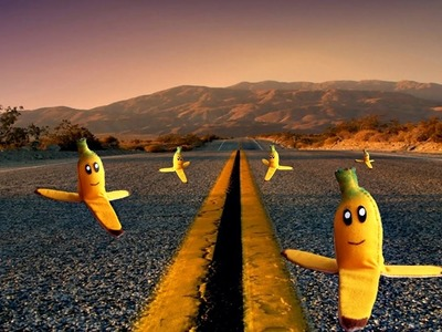 DIY - Banana de pelúcia - Mario Kart   Nintendo