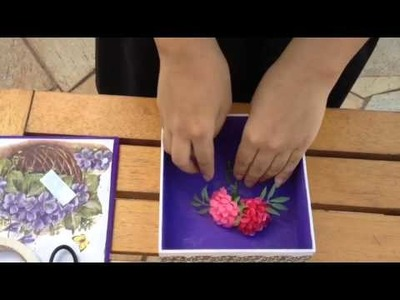 DIY- Como fazer quadro 3D