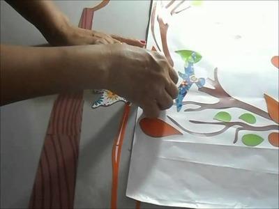 DIY - Como reciclar molduras de quadros