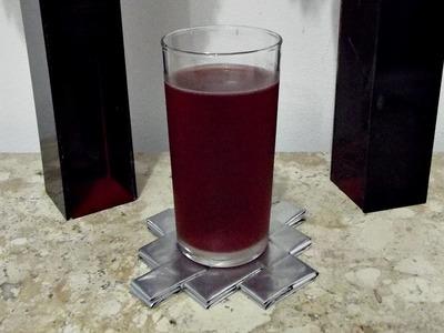 DIY - Porta copo