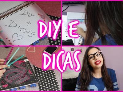 Volta ás aulas: DIY + Dicas