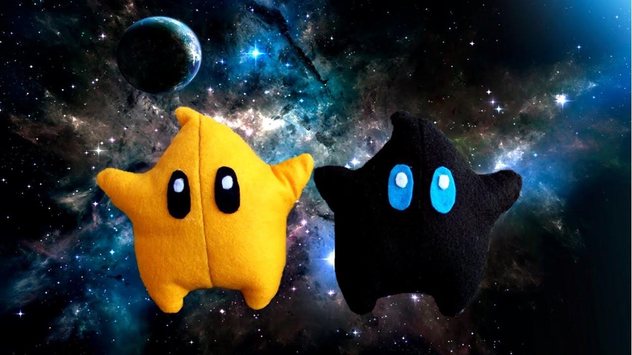 DIY - Luma de pelúcia | Mario Galaxy | Nintendo