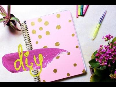 DIY - Caderno GLAM