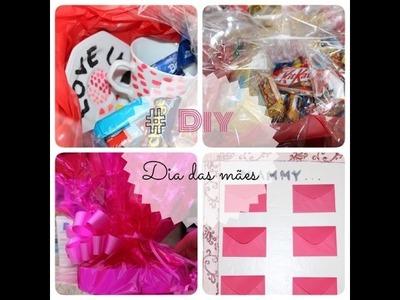 DIY: Especial presente de dia das mães !