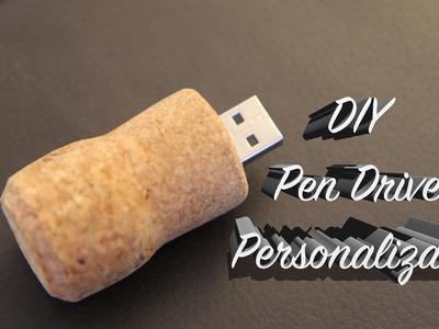 DIY| Pen Drive Personalizado