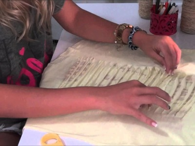 DIY: Renovando t-shirts