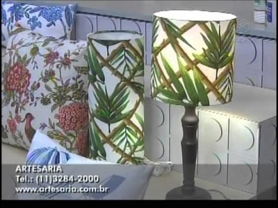 Ateliê na Tv - Tv Gazeta - 17-12-12 - Ana Baseio