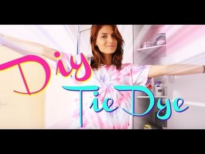 DIY:: Tie Dye | how to make Tutorial