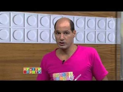 Ateliê na TV - TV Gazeta - 05.02.16 - Gabriela Rowlands