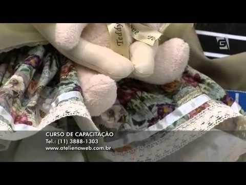 Ateliê na TV - TV Gazeta - 09.04.15 - Millyta Vergara