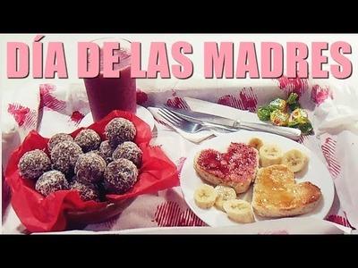 DESAYUNO BONITO PARA MAMÁ | Mother's day