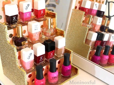 Organizador de Emaltes - Nail Polish Display