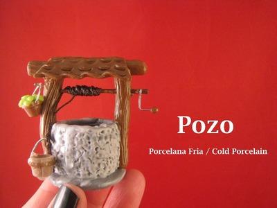 Pozo Porcelana Fria. Cold Porcelain