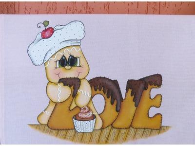 Um alfabeto muito doce!!!! Ginger 2 - Apostila Digital - por Mariana Santos
