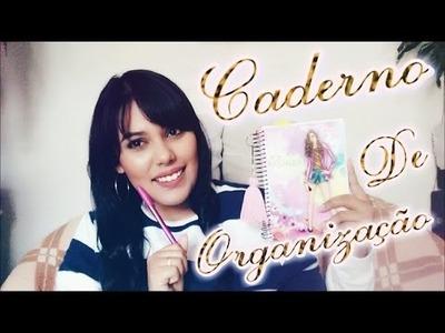 DIY Caderno de Organização Planner 2016 by Dicas Da Mônica