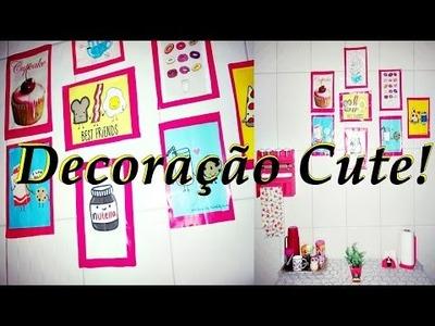 DIY: Decoração Fofa Para Cozinha! (Temporada Pink)