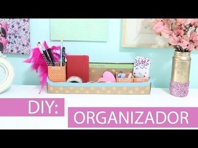 DIY Organizador de Mesa │ Volta ás Aulas - wFashionista