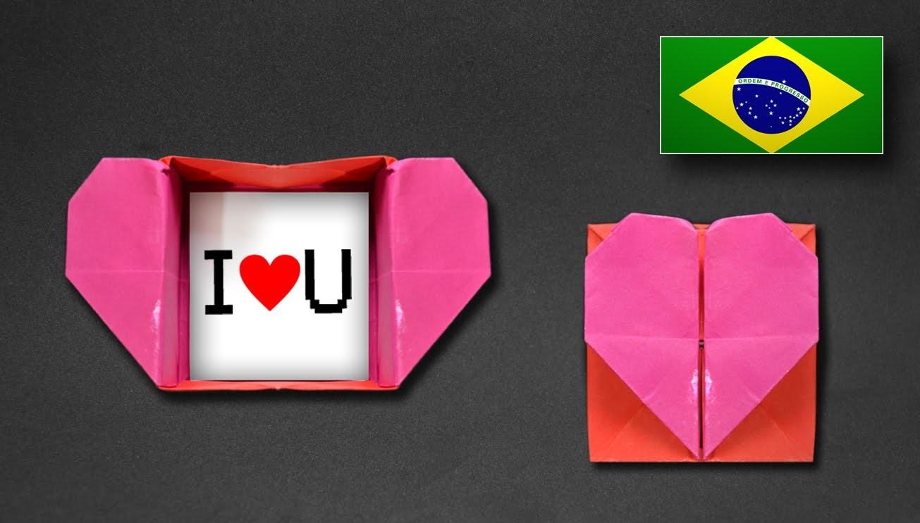 Easy Origami Box