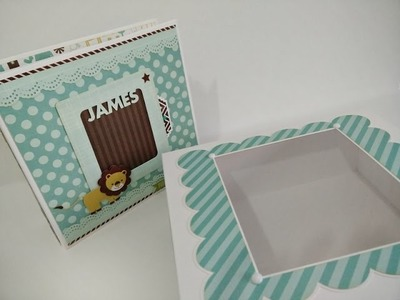 Album do James  - Baby Boy Album | Scrapbooking