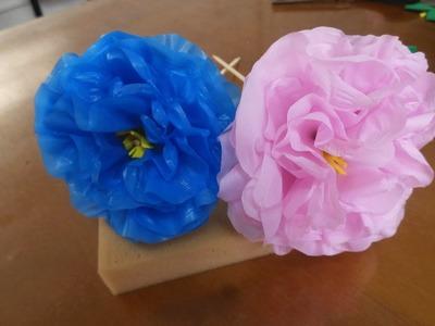 Flor de Plástico Lisolene Simples