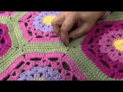 Mulher.com 21.10.2014 - Patch croche por Marta Araujo Parte 2