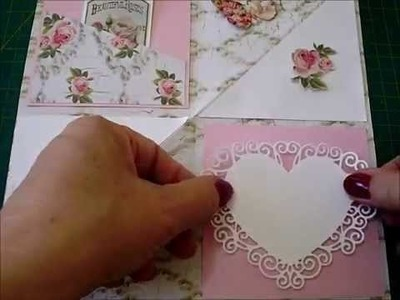 Squash  Fold Card