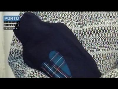 Costurar uma Capa de Botija - Costura com Riera Alta