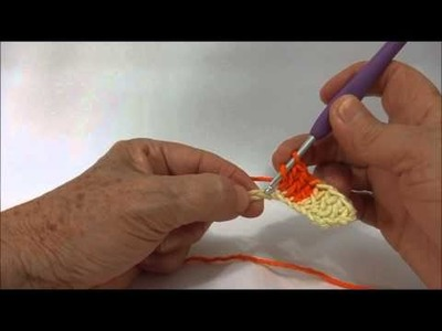 Aprenda a fazer: Crochê para iniciantes PARTE 2 BIG artes.com.br