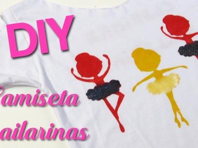 DIY - Camiseta Bailarina