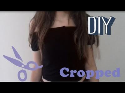 Diy : Cropped Ciganinha ♡ ♡