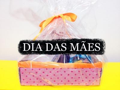 DIY - PRESENTE PARA O DIA DAS MÃES