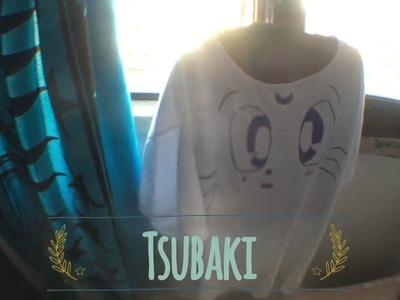✄ DIY - Sailor Moon Cat Tshirt.