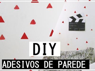 VEDA 22 - DIY: ADESIVOS FOFOS DE PAREDE