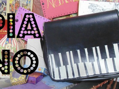 #VEDA19 - DIY Piano Bag