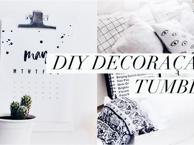 DIY. Decoração Tumblr.Pinterest