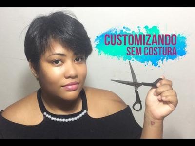 DIY | Customizando sem Costura