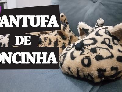 DIY Pantufa de Oncinha