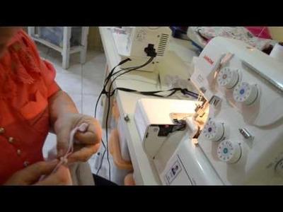 DIY: Como costurar uma calça de moletom - Aula 69