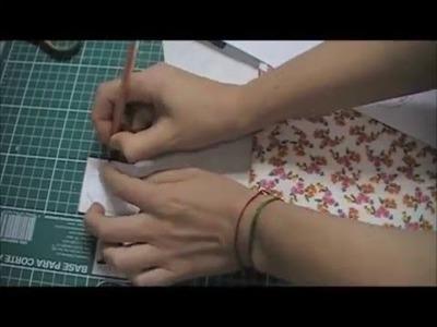 DIY Casaco para boneca Blythe e Barbie