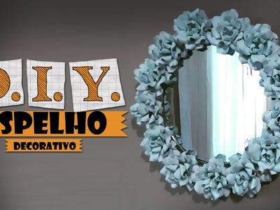 DIY - Espelho Decorativo