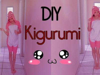 DIY - Faça você mesma seu Kigurumi (Pijama)- Bordando TV