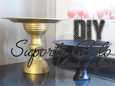 DIY - Suporte para Bolo
