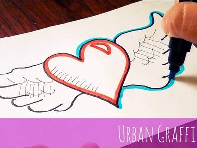 Como dibujar un corazon dibujos de amor como desenhar um coração
